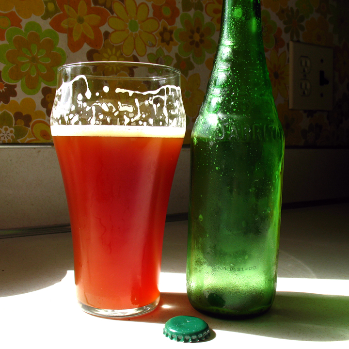 Hefe-wiser, Poured in the Light